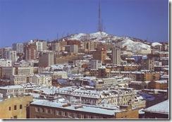 Один из центральных районов города