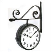 Double-Sided 9%22 Wall Clock[1]