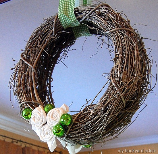 Simple Christmas Wreath