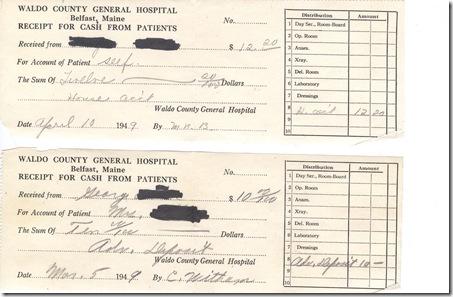 hospital bill234