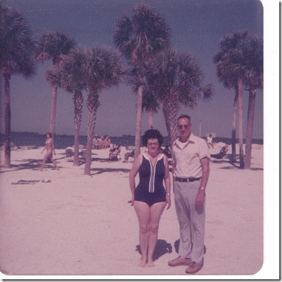 Bill and Ginny in Florida