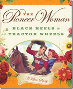 pioneer woman's book