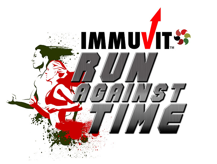 Fight Aging Join the Immuvit's Run Against Time Campaign