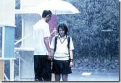 Romance à chuva