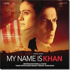 My Name Is Khan - Front Cover