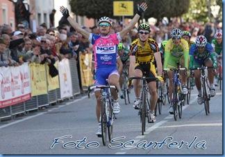 Bagolo di Nogarole Rocca (Vr) 05/04/2010 - 65 Trofeo G.Visentini  - Cat Elite U23 -  Autore: Riccardo Scanferla