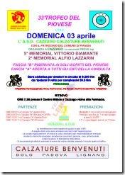 Gara Cazzago 03-04-2011
