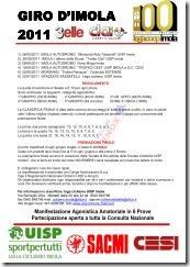 Calendario Giro d'Imola 2011_01