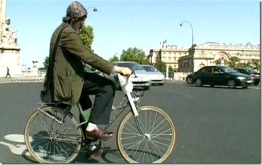 bicicl cidade verde