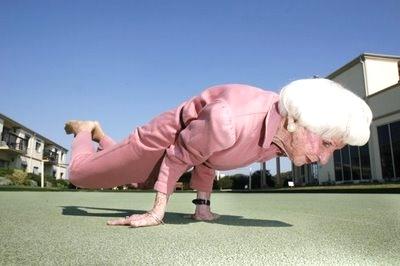 yoga ginastica