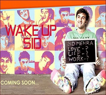 wake up sid movie poster and wallpaper