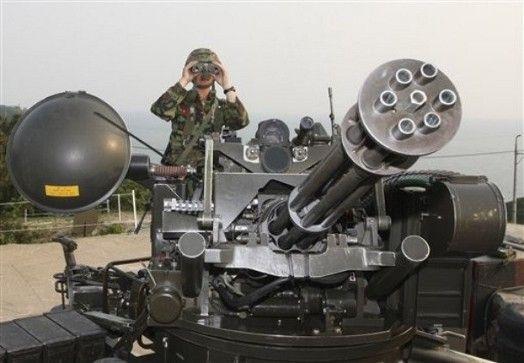 Coreia do Norte efetua disparos na fronteira pelo 3º dia