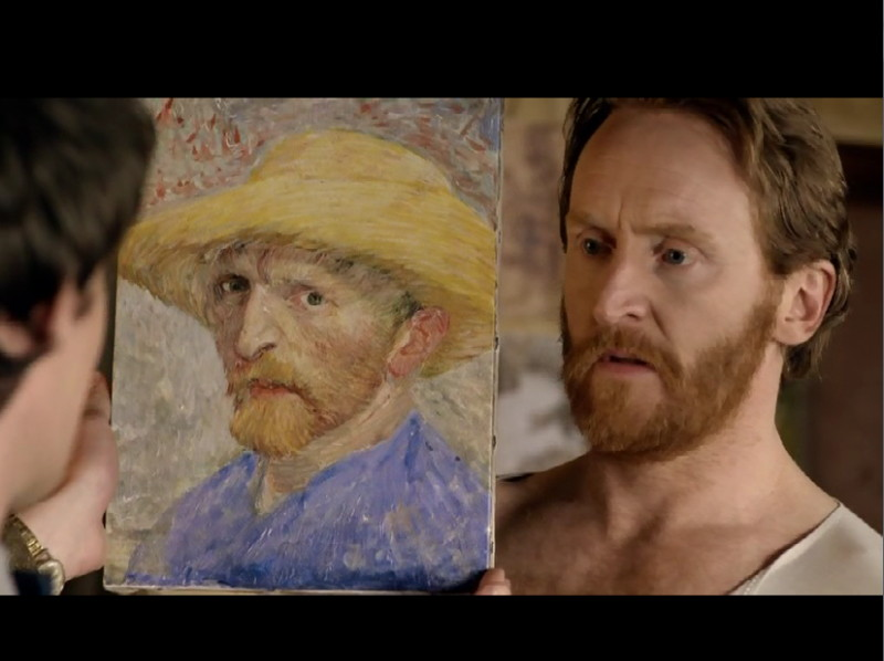 Tony Curran as Vincent Van Gogh