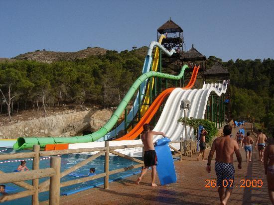 недвижимость в Испании, аквапарк