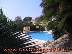 недвижимость в Испании, вилла в Moraira