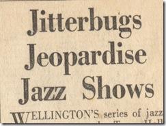 DR jitterbug headline