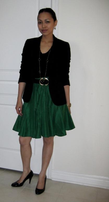 Green Black 3