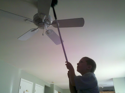 Fan cleaning 101