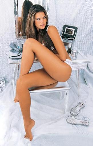 Flattened Girl Nude
