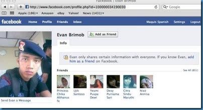 profil orang bego dan goblok