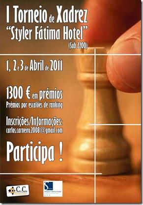 styler Fatima hotel - cartaz