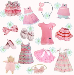 pink-baby-clothes1-519x528