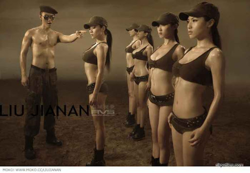 Female Martial Art