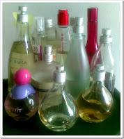 Meus perfumes