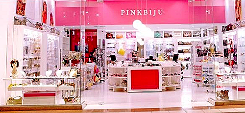Loja Pink Biju