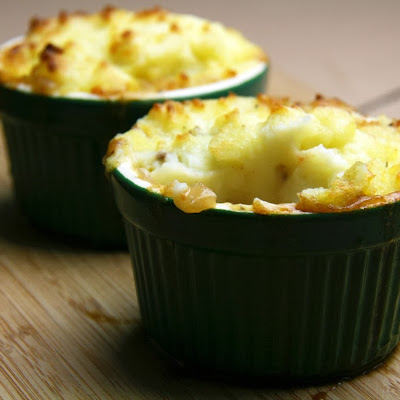 Mini Shepherds Pie Pots