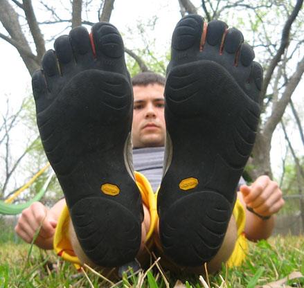 Five Fingers - A luva dos pés Vibramfivefingers41