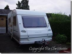 Ny campingvogn