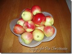 Sunrise - æbler fra Lolle