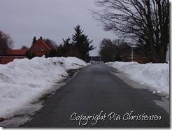 Næsten ren vej 12. jan. 2011