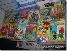 Lion & Muthu Comics Assorted