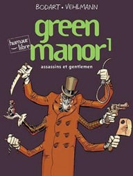 Green Manor Original French Album 1