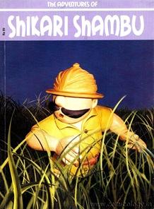Tinkle's Collectors Special : Shikari Shambu