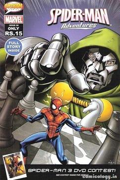 Spiderman Advts 08