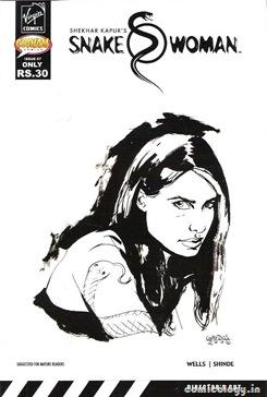 Snake Woman 07