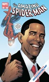 Spider Man Saves Obama's Inauguration