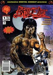 Bruce Lee Comics - Malibu 01