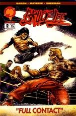 Bruce Lee Comics - Malibu 02
