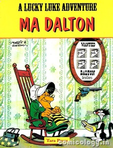 Lucky Luke  - Ma Dalton