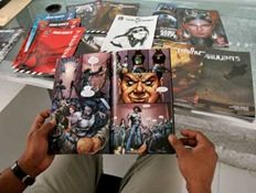 Indias Virgin Comics