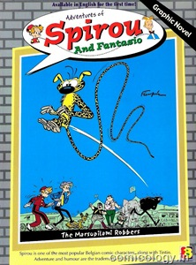 EB S&F 05 - The Marsupilami Robbers