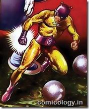 Steel Claw as Superhero