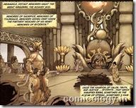 Hanuman's Vision of Sita's Trial