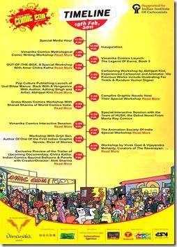 Comic Con India 19 Feb 10