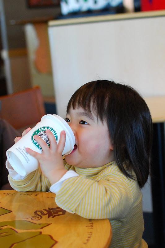 咖啡真好喝