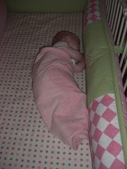 sleeping on side